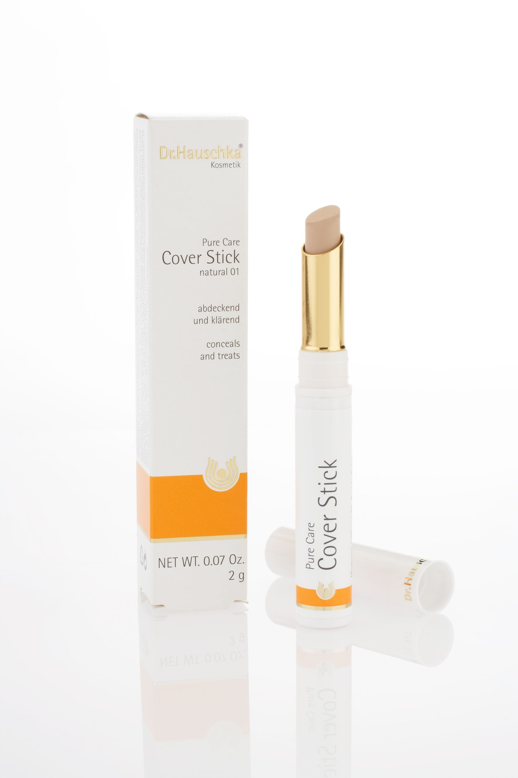 Pure Care Cover Stick conceal and heal Pure products
