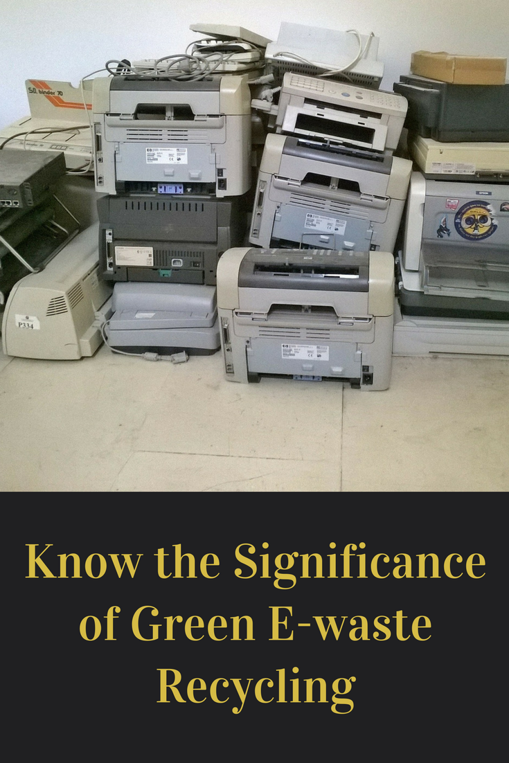 e615cbdd2f3b If recycling of e-waste is given a power boost