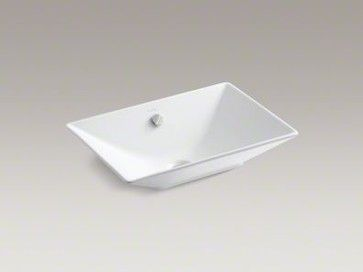 Reve Vessel Sink Contemporary Bathroom Sinks Other Metro Kohler Sink Modern Bathroom Sink Master Bathroom Sinks