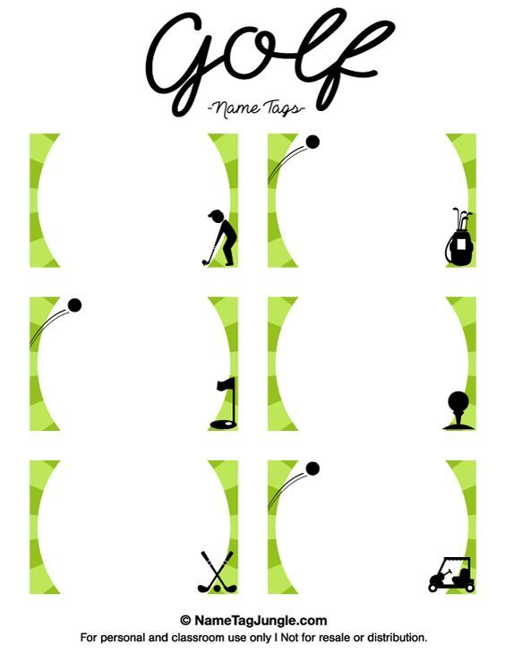 Golf Tournament Do You Enjoy Attending Golf Tournaments? 3 Tips - wine tag template
