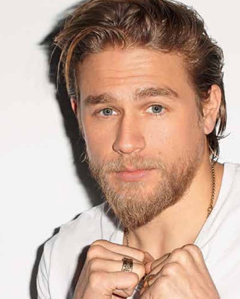 Morgana McNeils- Fifty Shades of Grey actor Charlie Hunnam's ...