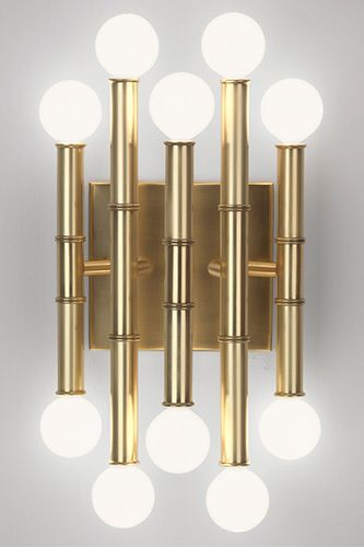 13 Bright Bathroom Accessories For Spring Jonathan adler, Bathroom accessories and Wall sconces
