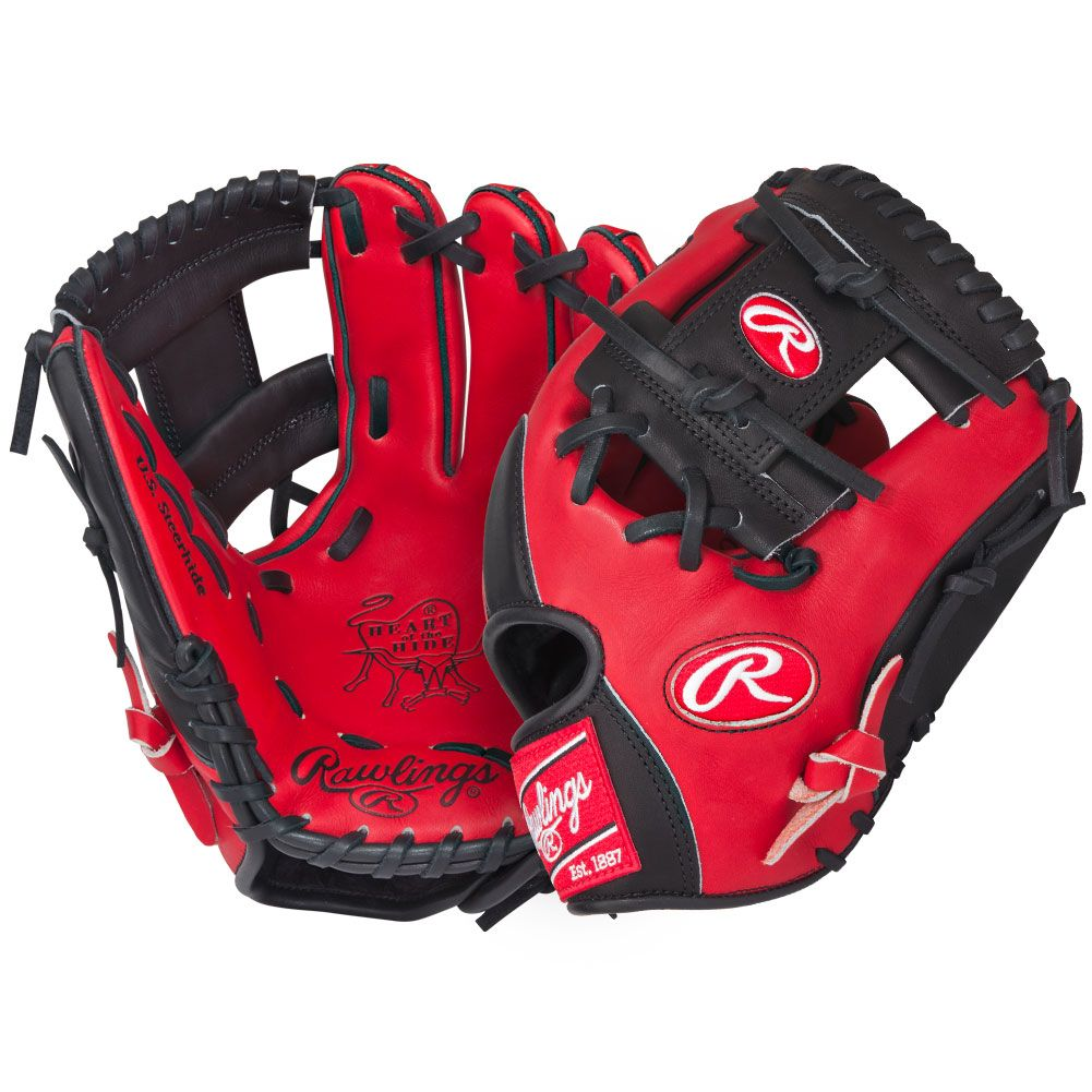 Rawlings Heart Of The Hide Color Series Infield Baseball Gloves Pro I Web Baseball Glove Best Basketball Shoes Baseball Shoes
