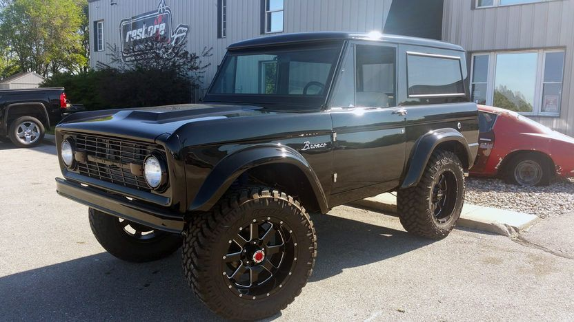 1977 Ford Bronco K97 1 Kissimmee 2017 In 2020 Ford Bronco Kissimmee Bronco