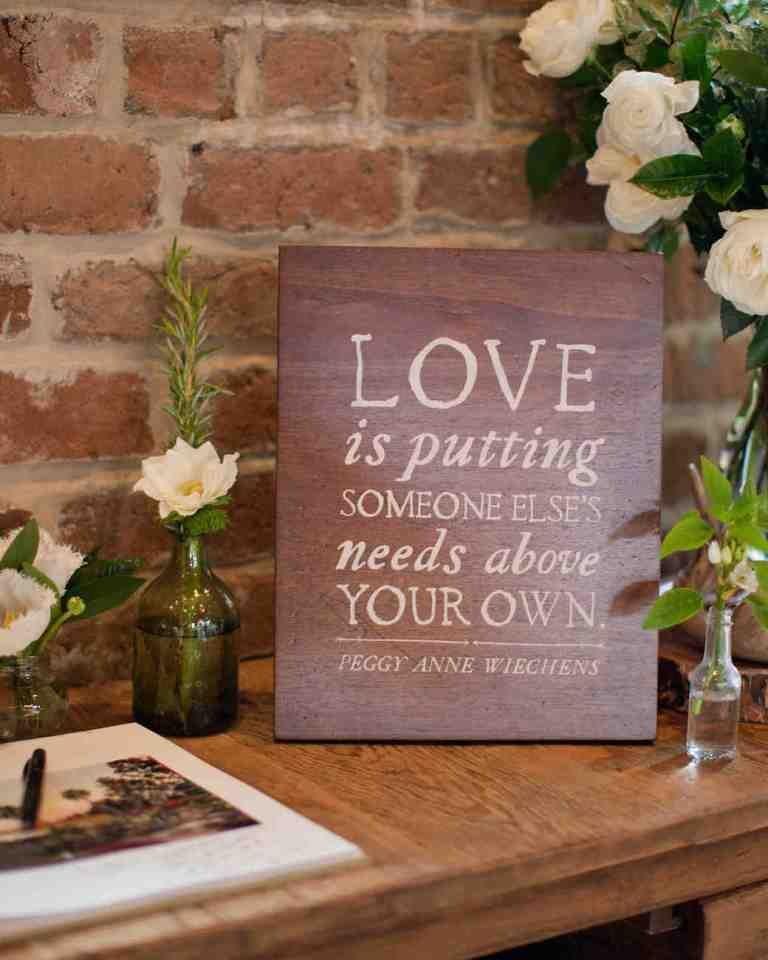 Wedding Signs: Brilliant Welcome Ideas For Ceremony And