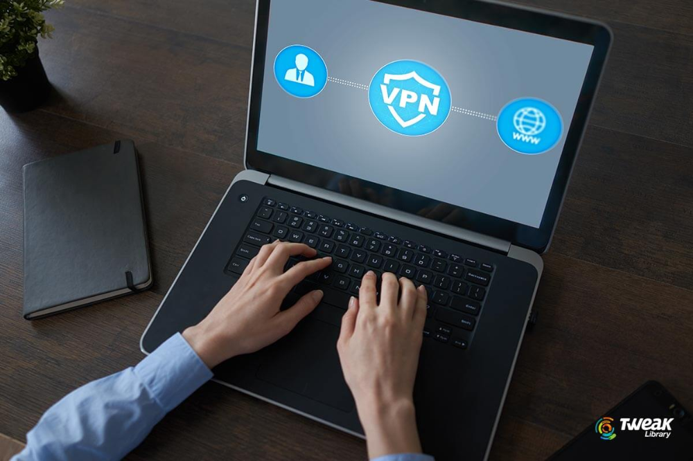 How To Change Vpn Location On Laptop