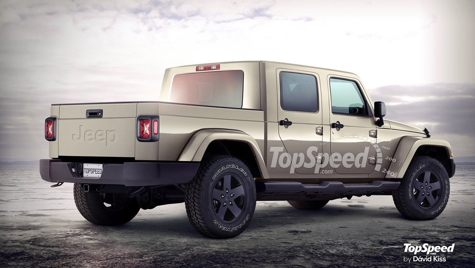 2018 Jeep Scrambler Review - Gallery | Jeep wrangler pickup, Jeeps ...