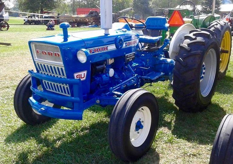 ford  su tractors  love tractors ford tractors