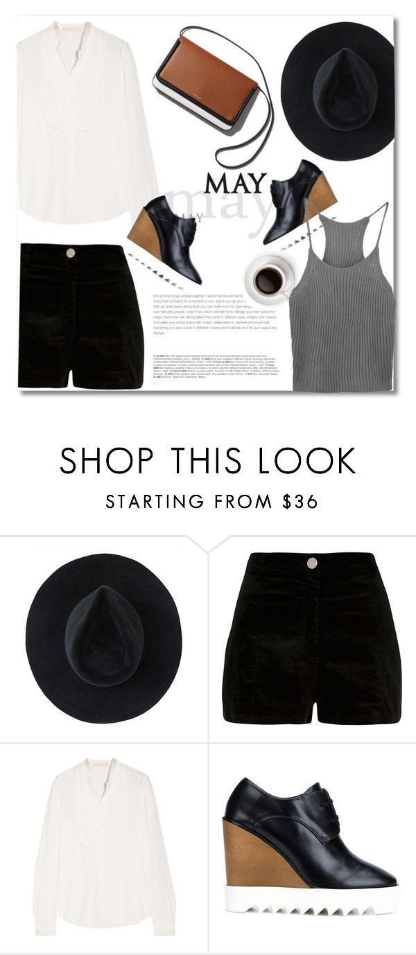 """""""May; deux"""" by pattykake ❤ liked on Polyvore featuring BoConcept, Ryan Roche, River Island, Vanessa Bruno and STELLA McCARTNEY"""