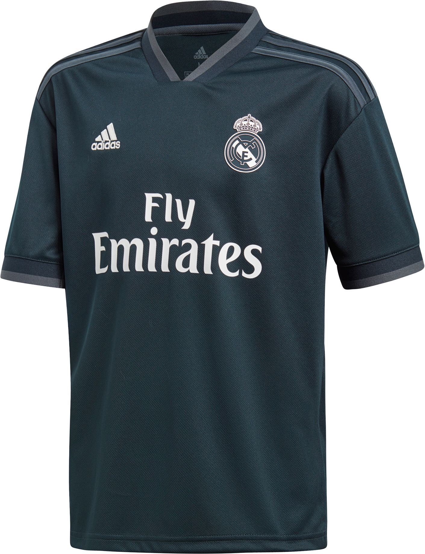 purchase cheap 3ee3c 038e3 adidas Youth Real Madrid 2018 Stadium Away Replica Jersey ...