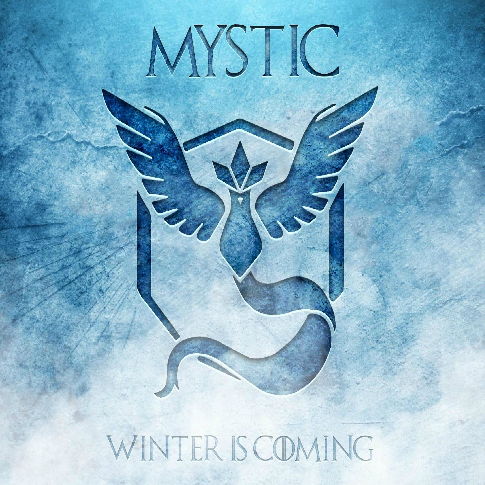 Mystic Winter Is Coming  Tap To See More Cool