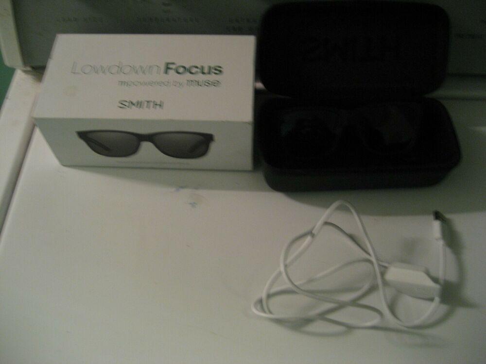 0b48b5f2d0 Smith Lowdown Focus Sunglasses Von Chromapop Black in Color Bluetooth   fashion  clothing  shoes