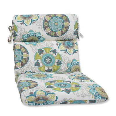 Zipcode Design Saxon Weather Resistant Outdoor Chaise Lounge Cushion