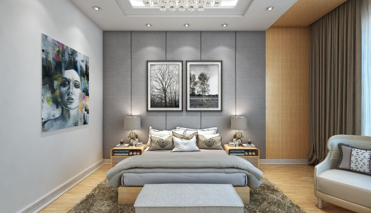 تصميم غرف نوم مودرن Modern Bedroom Decor Modern Bedroom Bedroom Decor