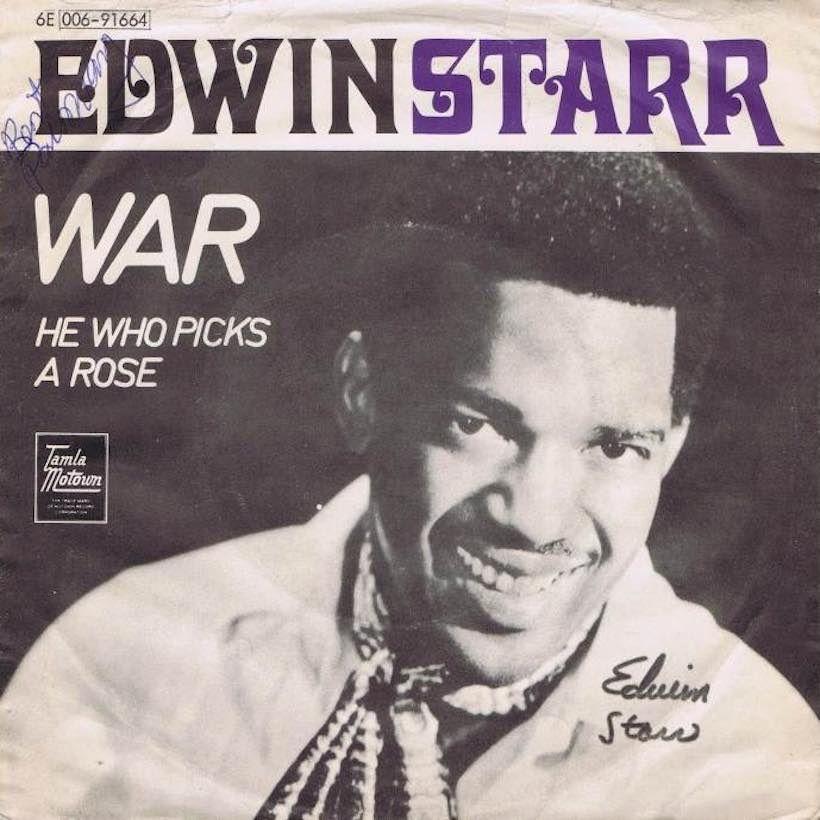 War Edwin Starr S Powerful Motown Message Wins A Grammy Edwin Starr Starr Motown