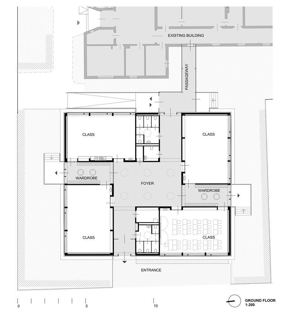 gallery of elementary baslergasse kirsch architecture