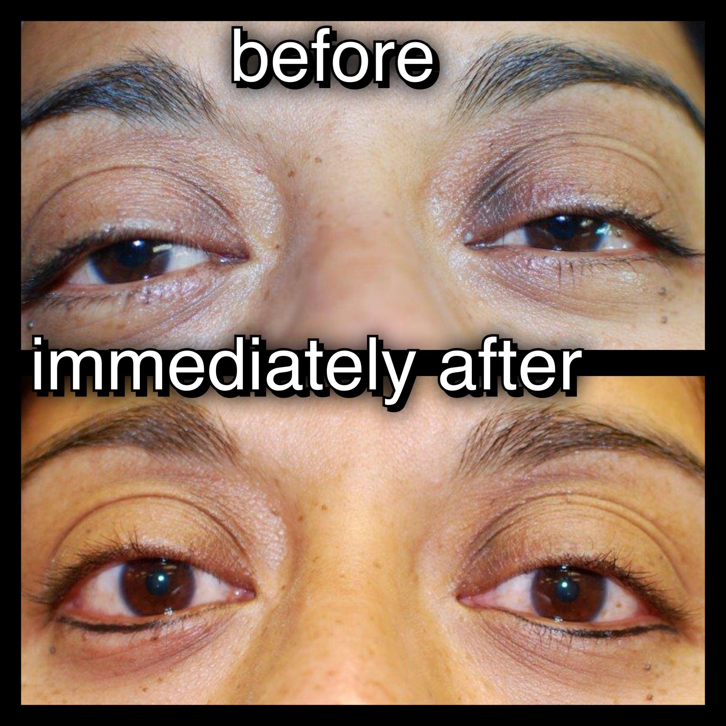 Permanent Eyeliner Bottom Only Permanent Eyeliner No