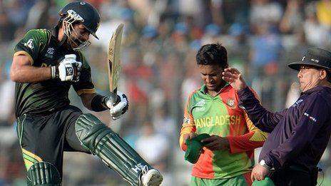 Ahmed Shehzad celebrates his century | Cricket | Cricket