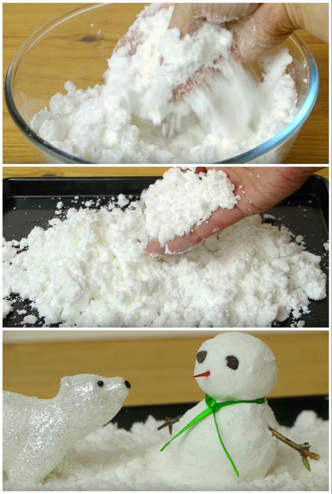 Que se passe-t-il quand on mélange du bicarbonate et du revitalisant? Quelque chose de merveilleux!