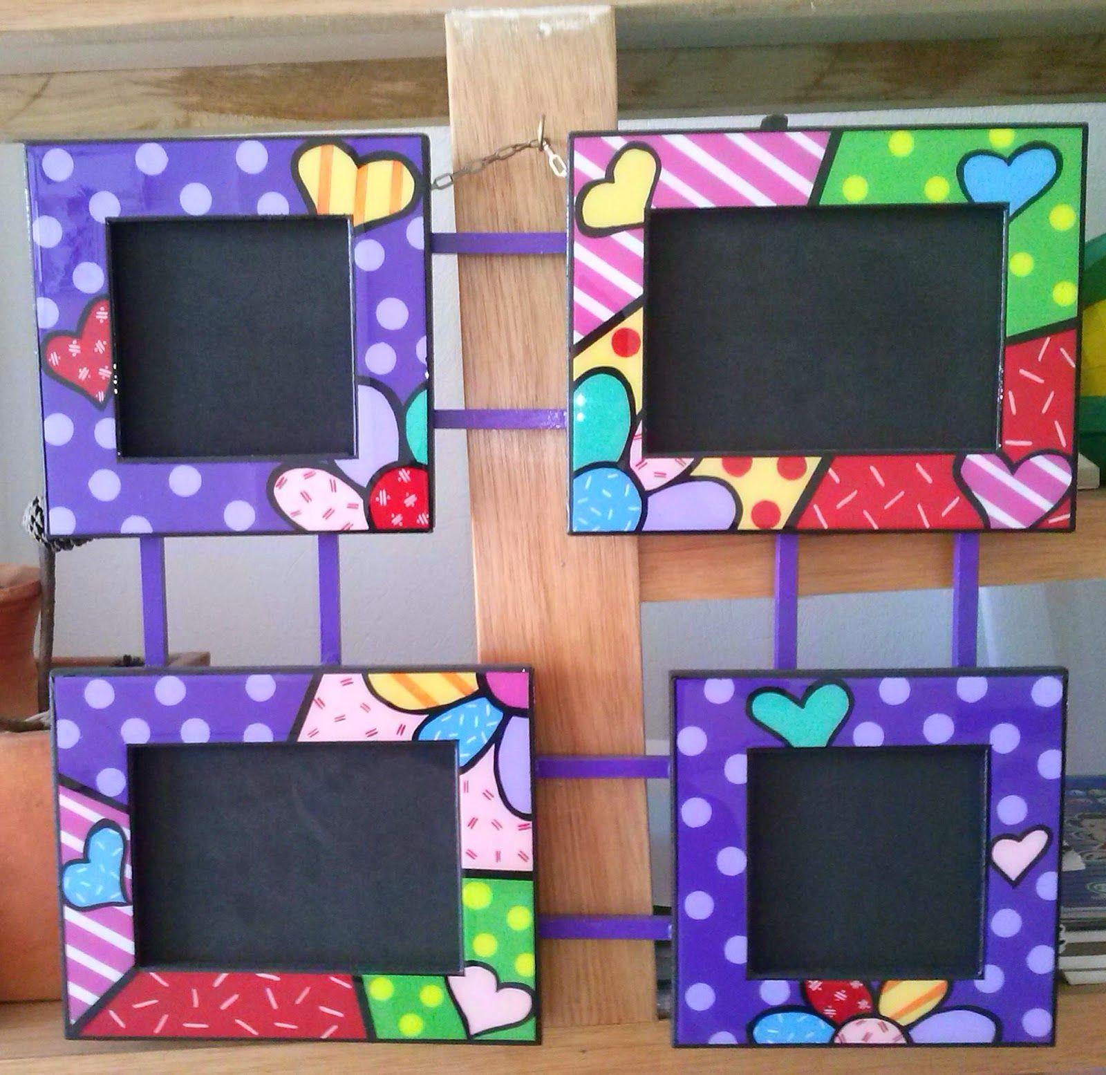 Posavasos 4 diseños diferentes de gustav klimt en caja de regalo