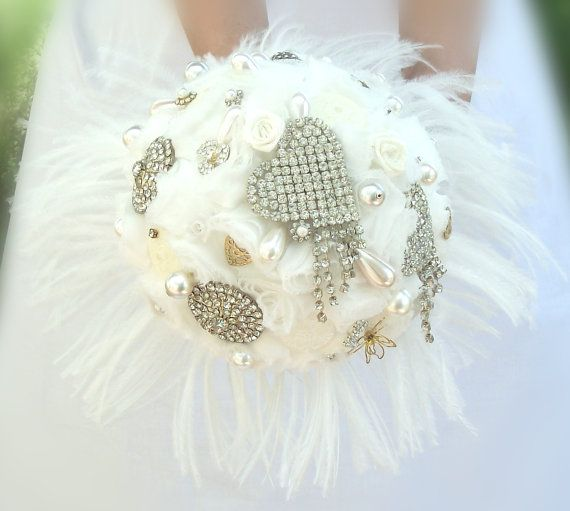 Desert Rose Wedding Crowns Knitted With Natural Burlap Yarn And