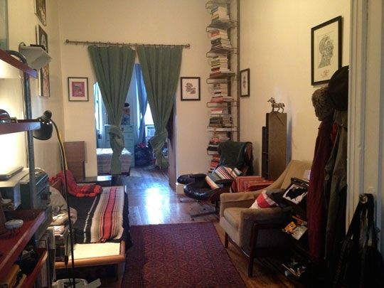 Ideas For Decorating Middle Room Of Railroad Apartment Railroad Apartment Huge Bedrooms Livingroom Layout