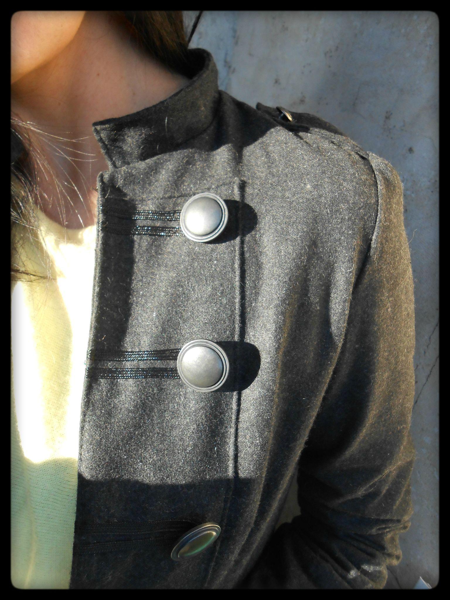 Femme Officier Couture Play Dress Patron Col Pratique Veste 1xfnP4UWw