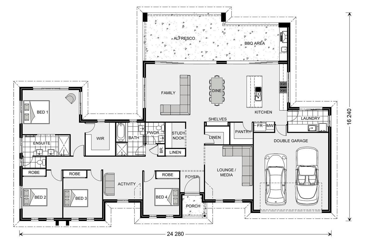 Stillwater 285 Element Estate, Our Designs, Gympie