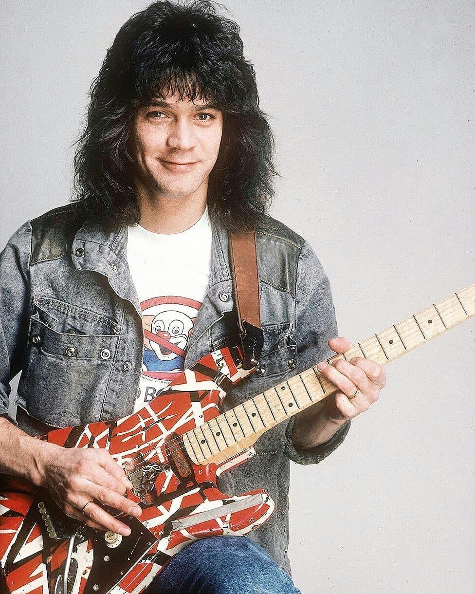Eddie Famous Guitars Eddie Van Halen Van Halen