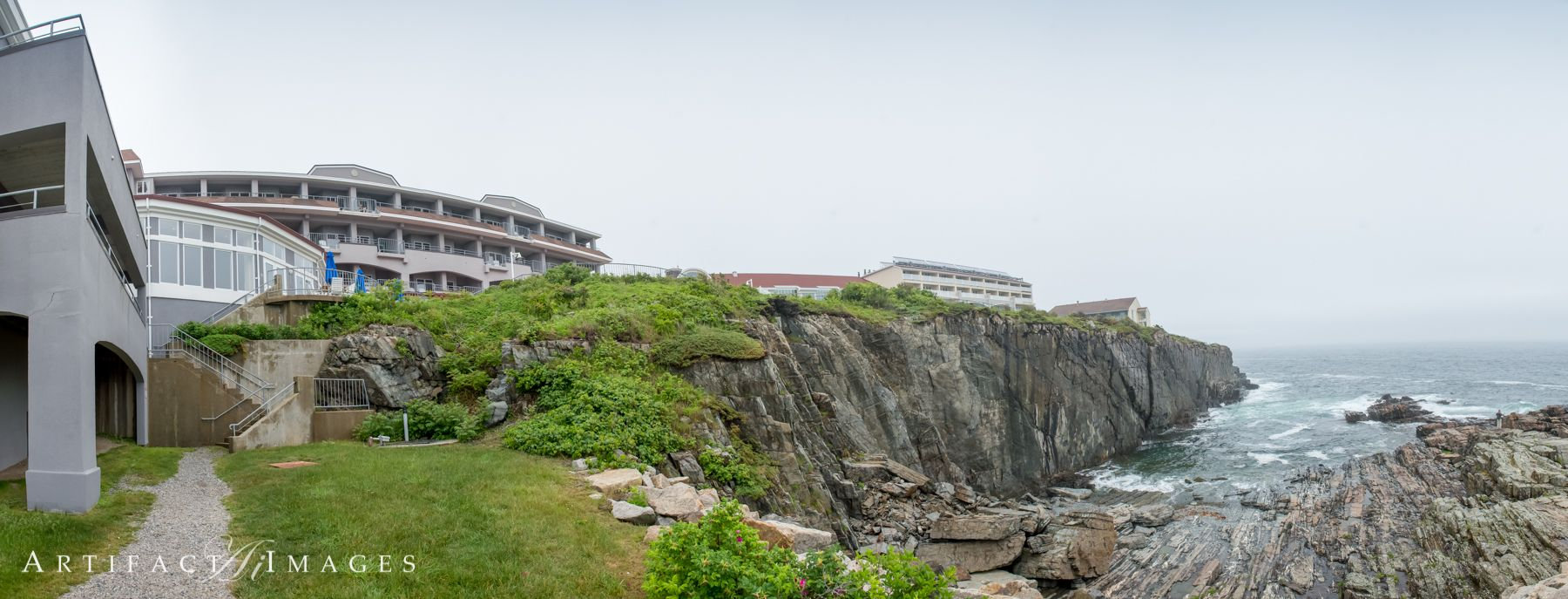 The Cliff House Resort Spa Ogunquit Me By Artifact Images