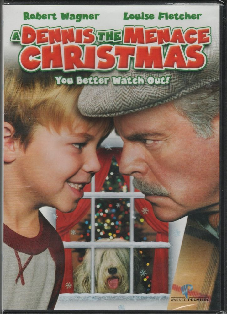 A Dennis The Menace Christmas.A Dennis The Menace Christmas Dvd 2007 New Sealed Rated