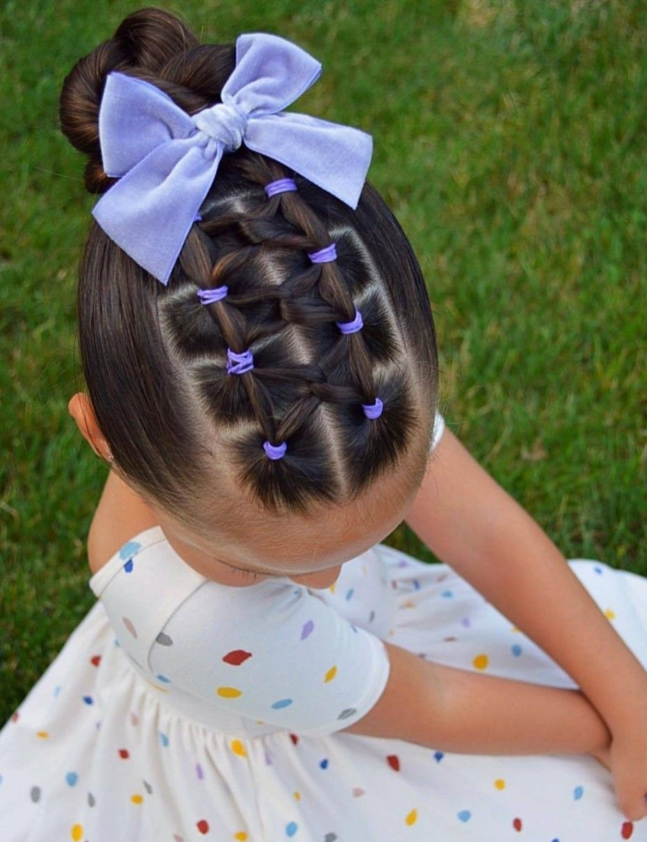 Pin by monica zamarripa on girls hairstyles pinterest hair style