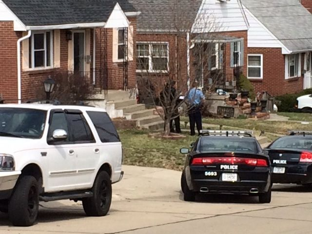 A 2-year-old girl shot inside a Highland Heights home Monday remains in critical condition, according to police.