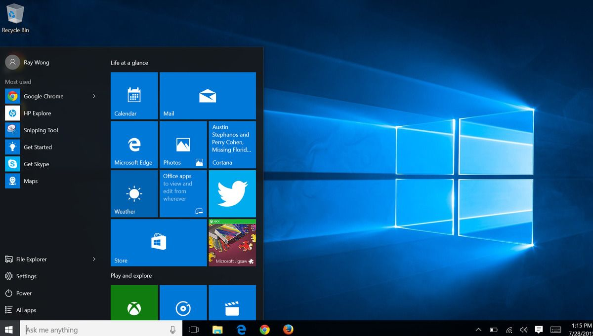 What Windows 7 Users Need To Know About Updating To Windows 10 Windows 10 Windows 7 Upgrade Windows