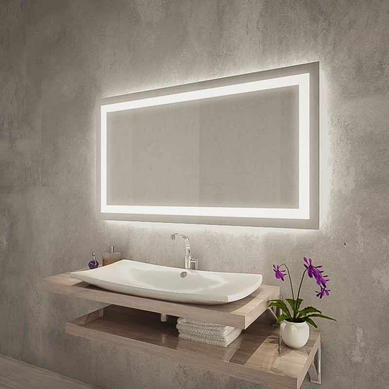 Lichtspiegel Led Kaufen Nach Mass Portau Badspiegel
