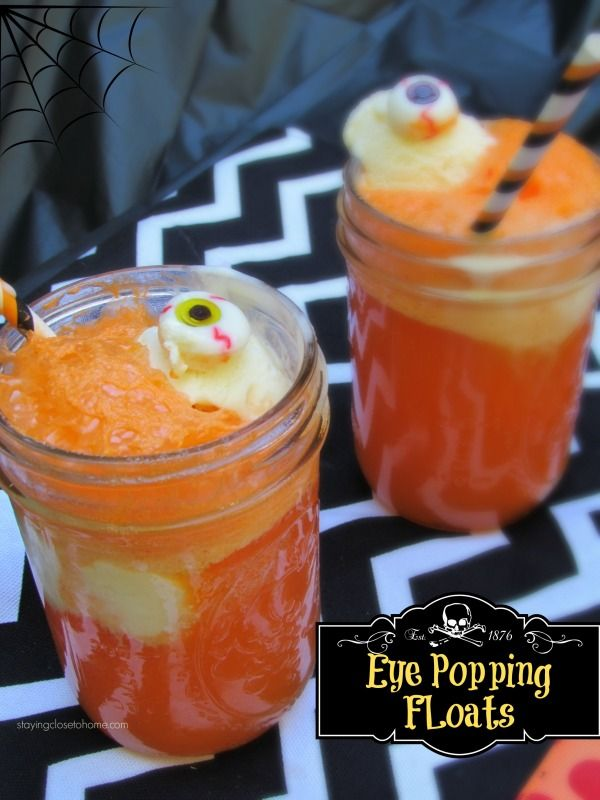 halloween drinks using fanta - Great Halloween Drinks