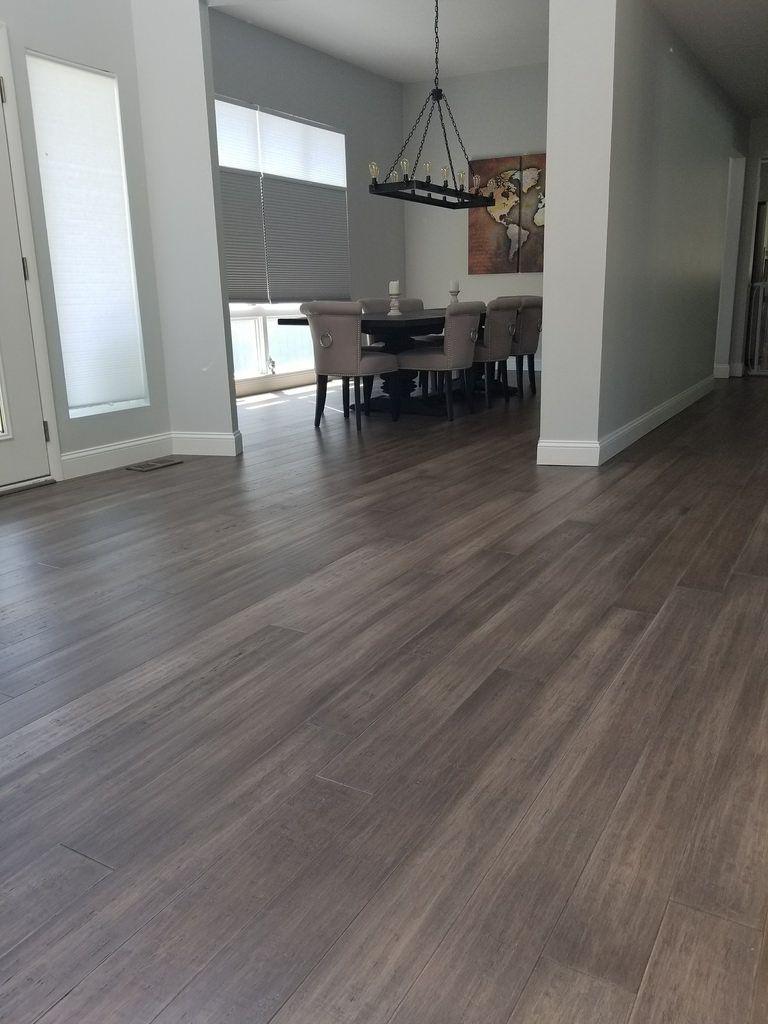 Grey Flooring Boardwalk Hardwood Bamboo Floors Bamboo Flooring