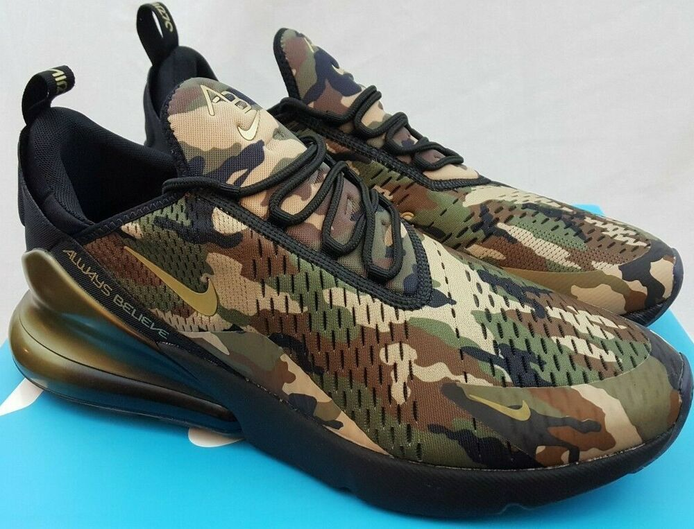 Nike Air Max 270 Db Doernbecher Freestyle Camo Bv7112 001 Aiden Barber Size 14 Nike Runningshoes Nike Air Max Nike Air Sport Shoes