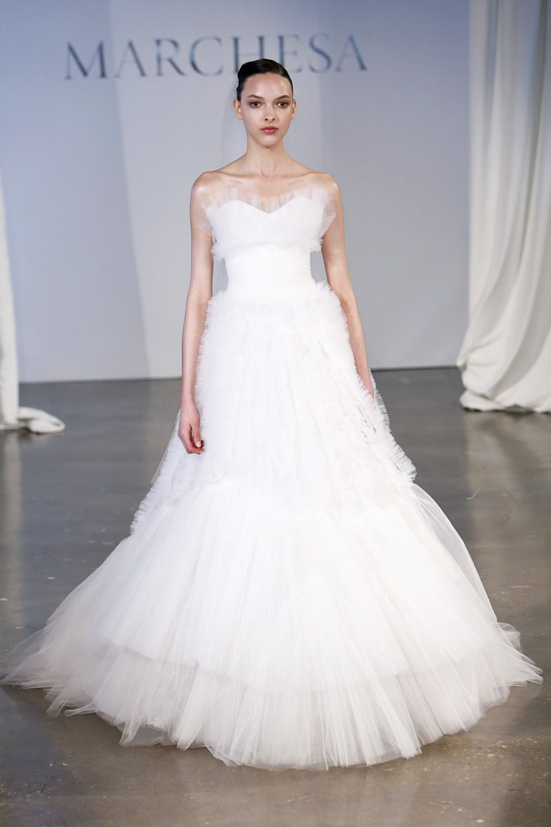 Marchesa Runway Show, Spring 2014 - Wedding Dresses and Fashion Ideas
