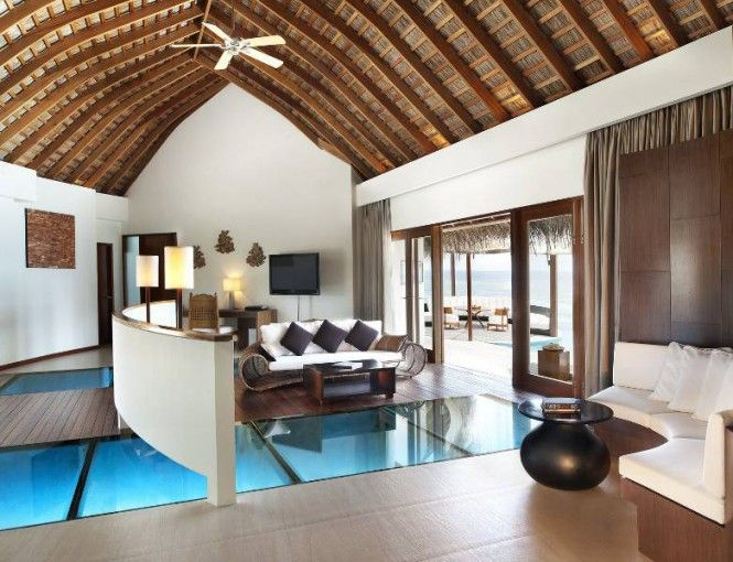 Ocean haven suite maldives retreat