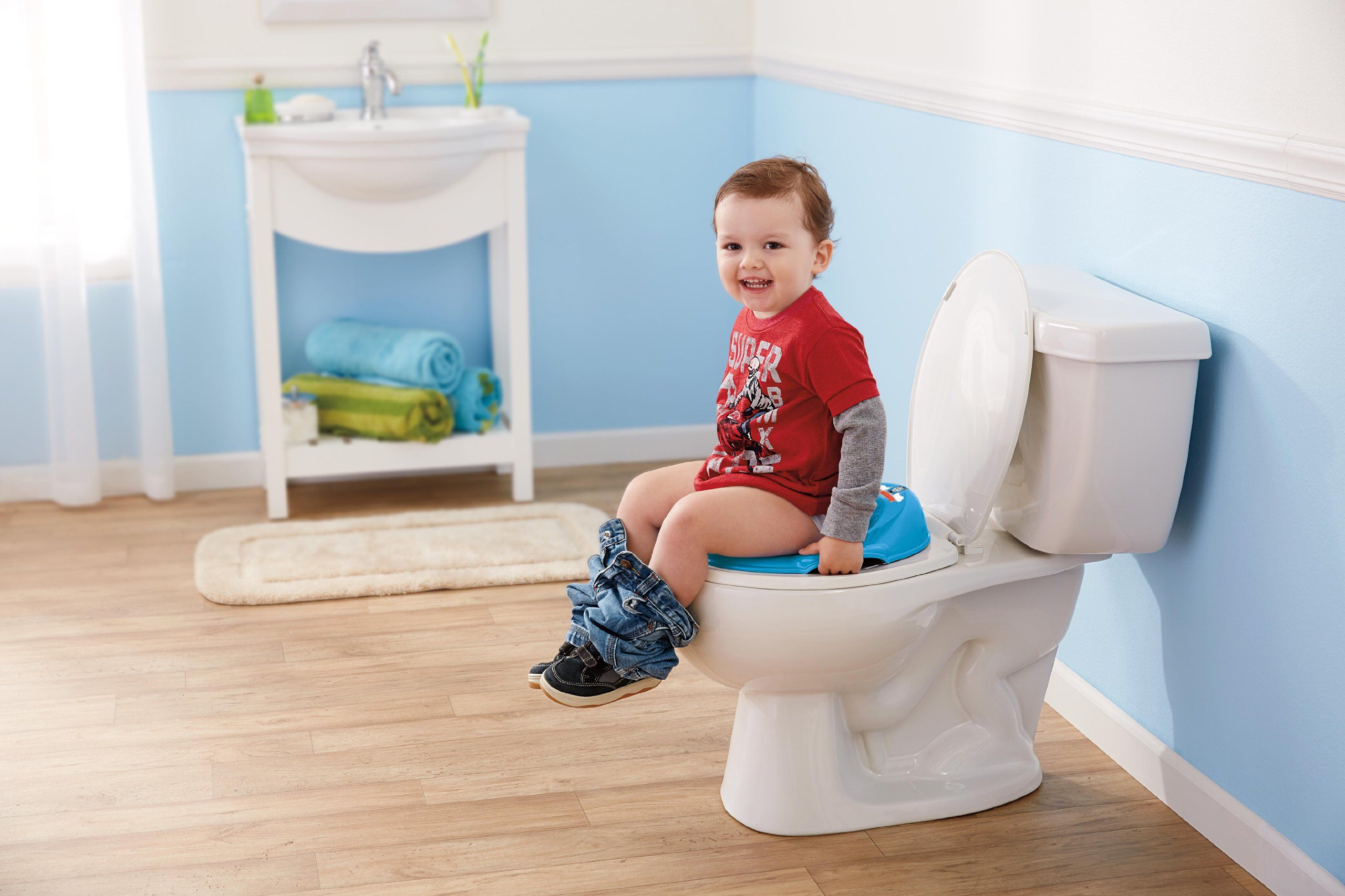 Cuddle Baby 2nd Generation Potty Training Boy Urinal with Toddler Training Game