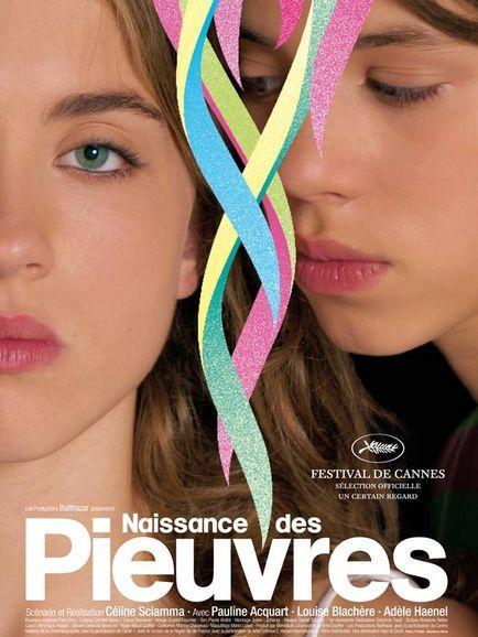 """Naissance des pieuvres di Celine Sciamma. """"Naissance des pieuvres più che un percorso di formazione è la presa di coscienza della propria sessualità che prepotentemente si sta affacciando."""""""