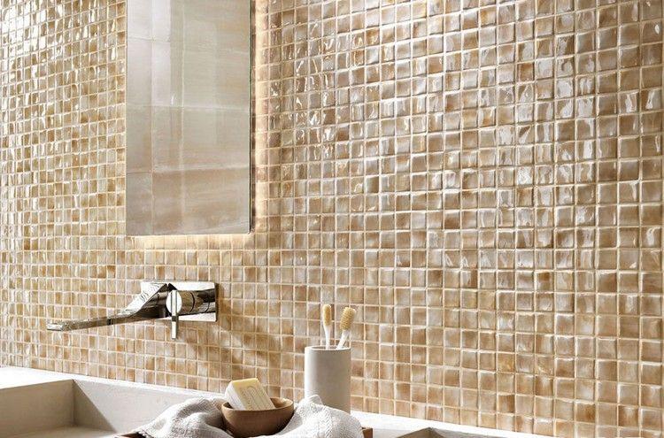 Moderne Badezimmer Fliesen \u2013 Badoase in neutralen Farben #badezimmer