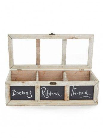 Blackboard division box with blackboard (R245) from Biggie Best
