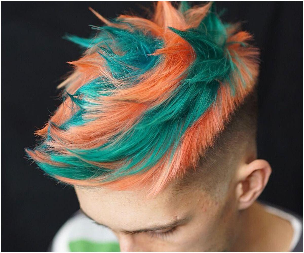 23 Top Sign Of Men S Latest Hair Color Ideas 2019 Men Hair Color Boys Colored Hair Cool Hairstyles