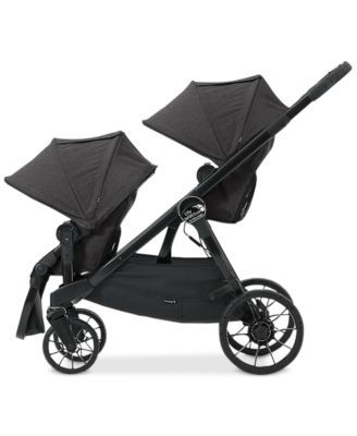Baby Jogger City Select Lux Slate Second Seat Kit - To Create a Double
