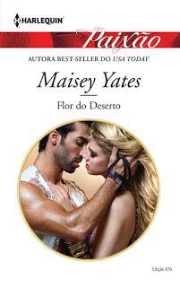 O verdadeiro valor do livro de Maisey Yates está em despir o sheik de sua onipotência e a rainha de sua coroa. Em uma trama sobre inseguranças, medo, vulnerabilidade e a determinação em ser alguém que faça a diferença. Difícil não se encantar e torcer por eles. Eu curti cada momento e recomendo.  No Literatura de Mulherzinha: Flor do Deserto, Maisey Yates, Harlequin Brasil: http://livroaguacomacucar.blogspot.com.br/2016/08/cap-1232-flor-do-deserto-maisey-yates.html