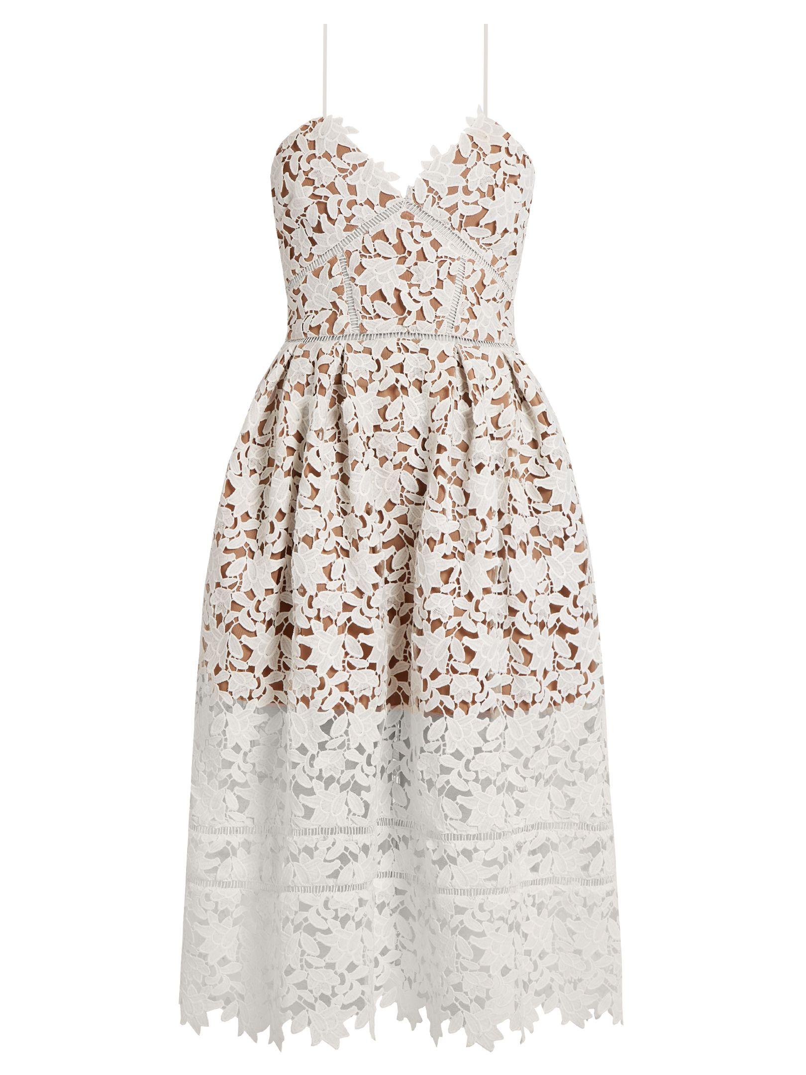 ac9e891e9f8 Azaelea lace midi dress