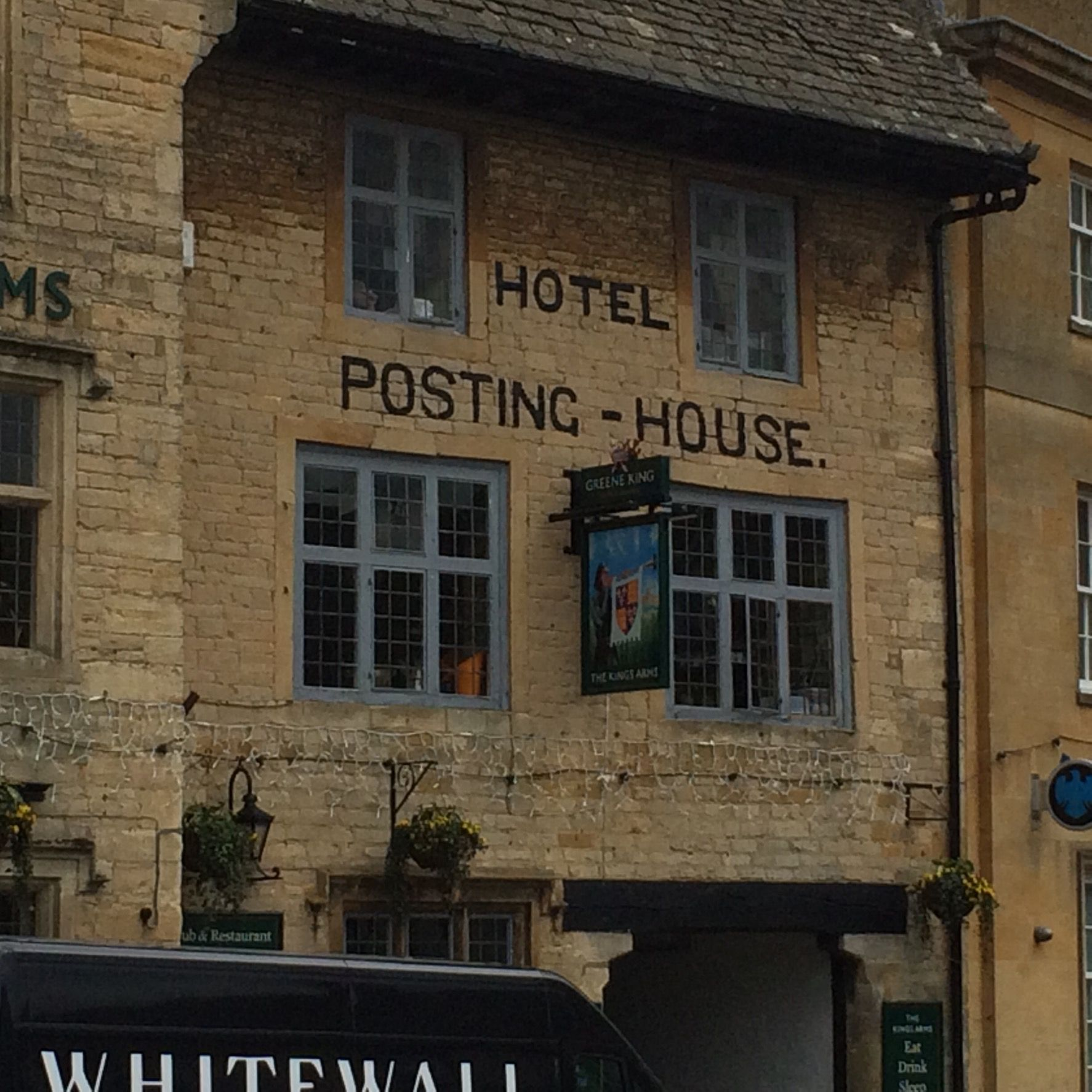 Stow on the Wold, Cotswolds, 13th April 2016