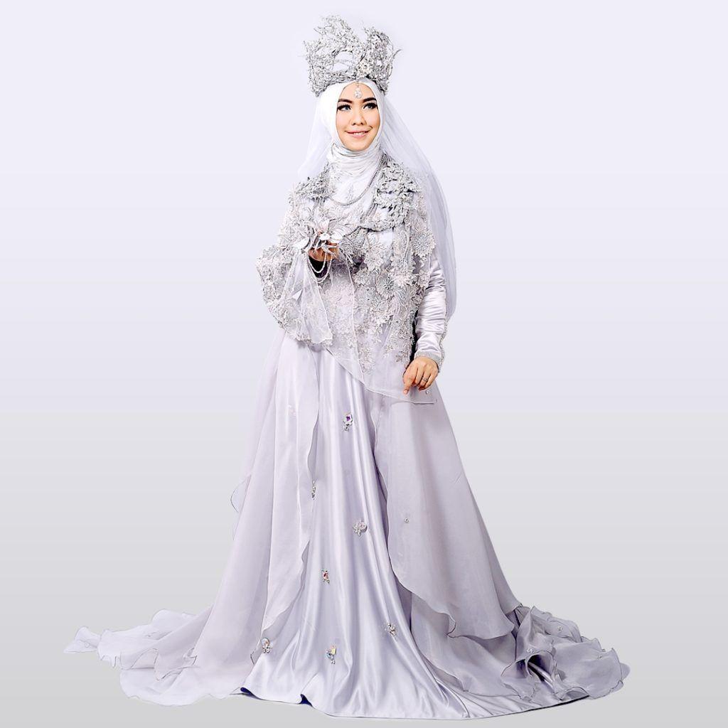 25 Model Gaun Pengantin Muslimah Untuk Momen Pernikahanmu